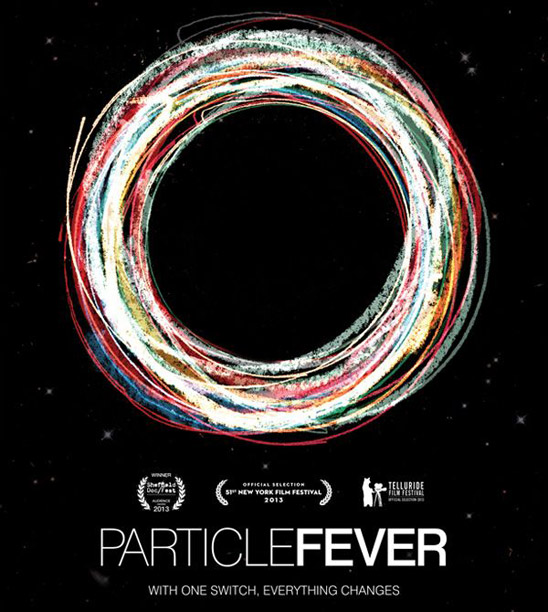 Particle Fever (film poster detail)