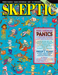 Skeptic magazine issue 7.4 (1999)