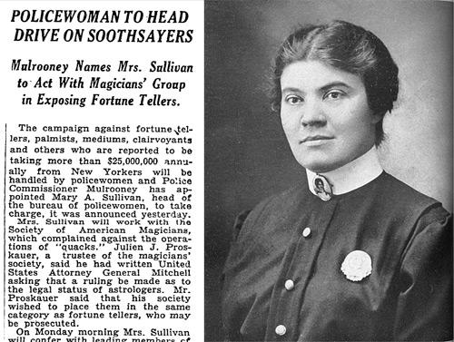 Detective Mary Sullivan
