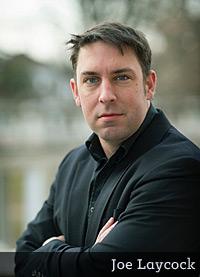 Joe Laycock (photo by Dan Addison)