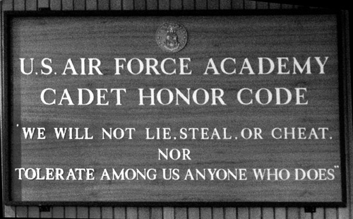 US-Air-Force-Academy-Honor-Code
