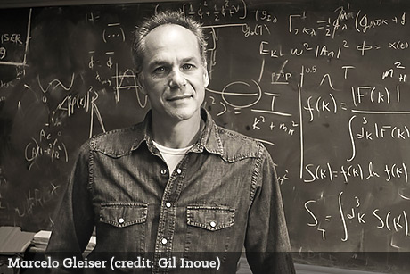 Marcelo Gleiser (credit: Gil Inoue)