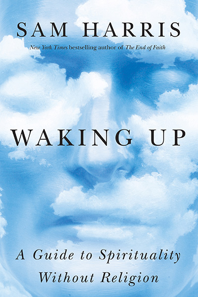 Waking Up, by Sam Harris (book cover)