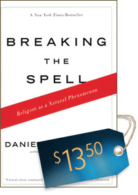 Breaking the Spell: Religion as a Natural Phenomenon (cover)