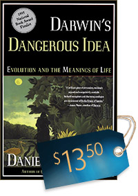 Darwin's Dangerous Idea (cover)