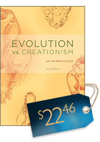 Evolution vs. Creationism: An Introduction (cover)