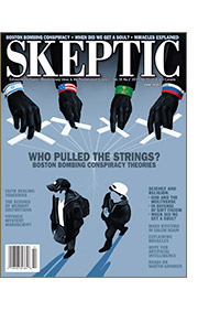 Skeptic Magazine 16.1 (cover)
