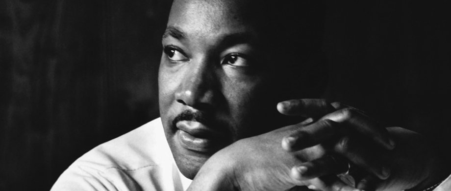 Martin Luther King Jr. (photo)