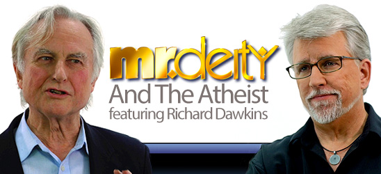 Mr. Deity and The Atheist