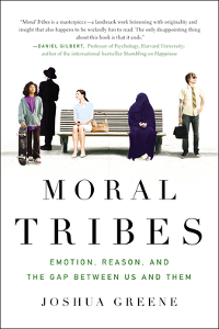 Moral Tribes (book cover)