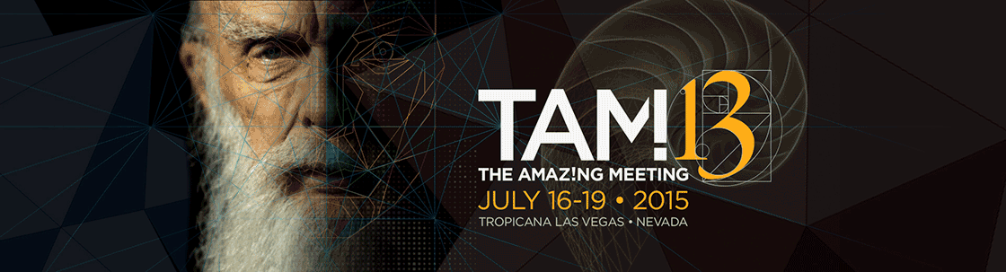The Amazing Meeting 2015 logo