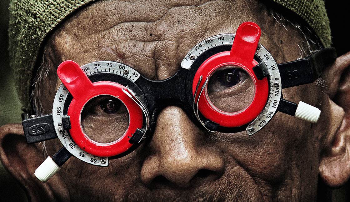 The Look of Silence (film still)