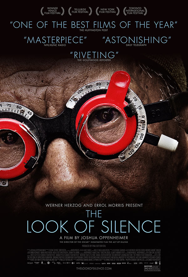The Look of Silence (film poster)