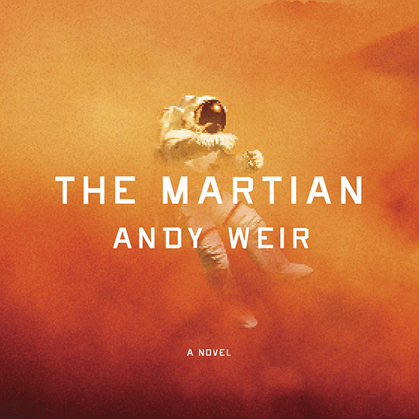 The Martian (audiobook cover)
