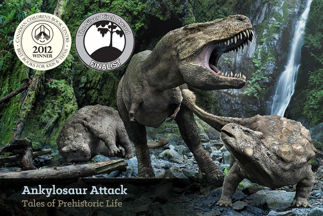 Daniel Loxton's Tales of Prehistoric Life Series