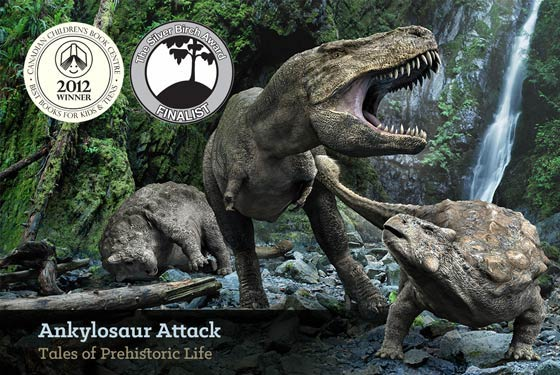 Save 25% on Daniel Loxton's Ankylosaur Attack