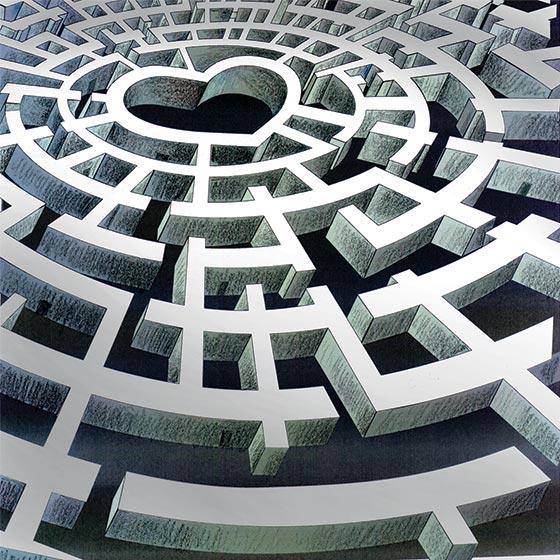 Maze (by Pat Linse)