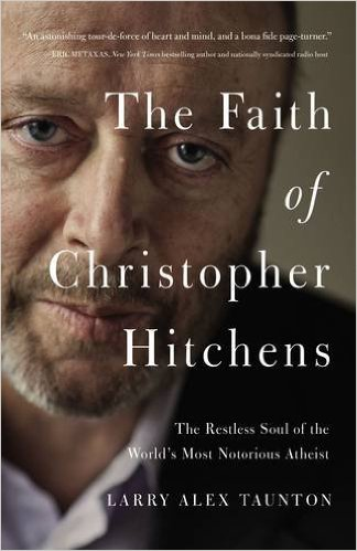 The Faith of Christopher Hitchens (book cover)