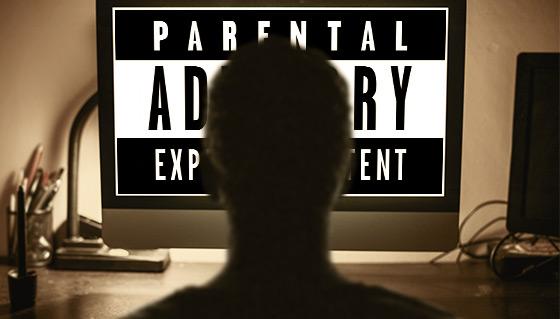 Parental Advisory Explicit Content