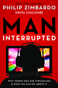 Man Interrupted (book cover)