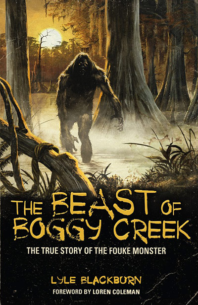 Beast of Boggy Creek (book cover)