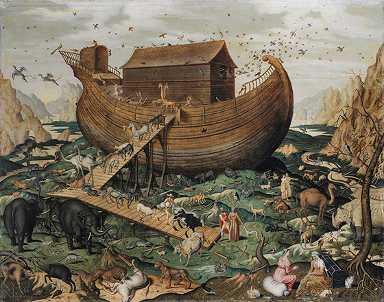 Skeptic » Reading Room » Flood Myths and Sunken Arks: Who needs to