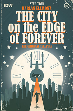 Harlan Ellison's The City on the Edge of Forever: The Original Teleplay (book cover)