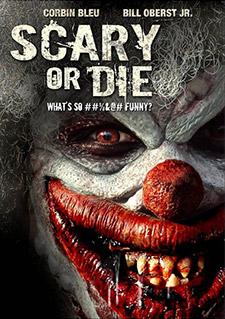 Scary or Die (film poster)