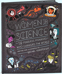 Women In Science (book cover)