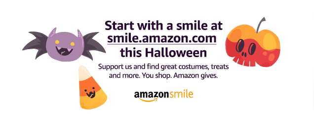 Support The Skeptics Society when you shop for Halloween at smile.amazon.com