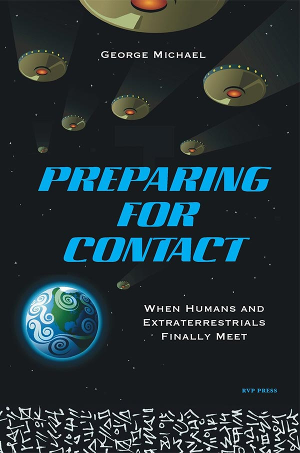Preparing for Contact: When Humans and Extraterrestrials Finally Meet (book cover)