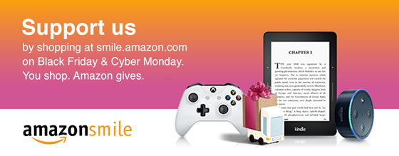 Support The Skeptics Society every time you shop at smile.amazon.com
