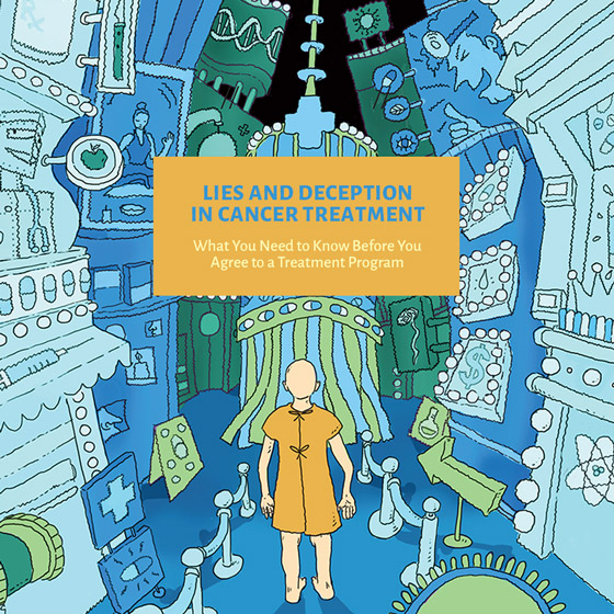 Skeptic magazine issue 21.4: Deception in Cancer Treatment