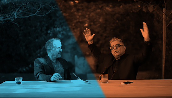 Michael Shermer and Deepak Chopra in Conversation