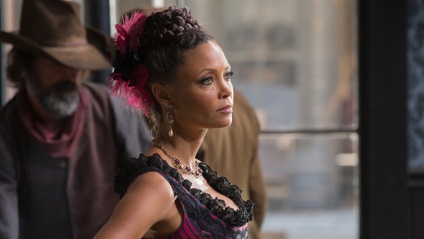 Maeve Millay played by Thandie Newton (image courtesy of HBO)