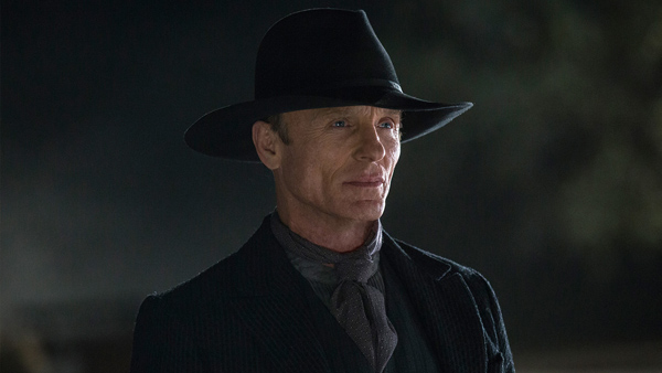 Man in Black played by Ed Harris (image courtesy of HBO)