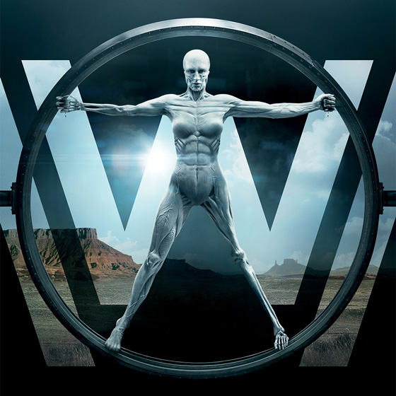 Westworld poster, detail (image courtesy of HBO)