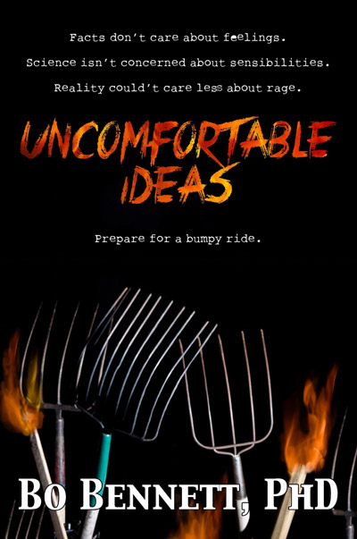Uncomfortable Ideas (book cover)