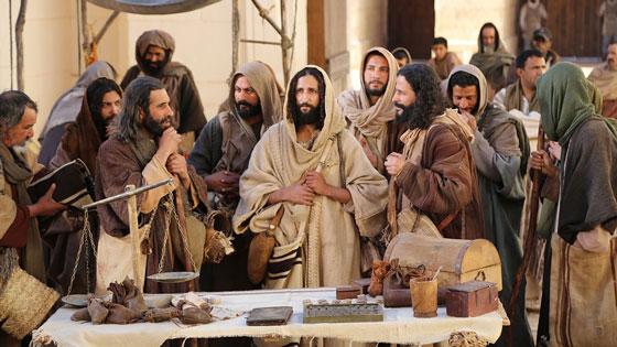 Scene from The Last Days of Jesus