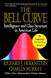The Bell Curve: Intelligence and Class Structure in American Life (book cvoer)