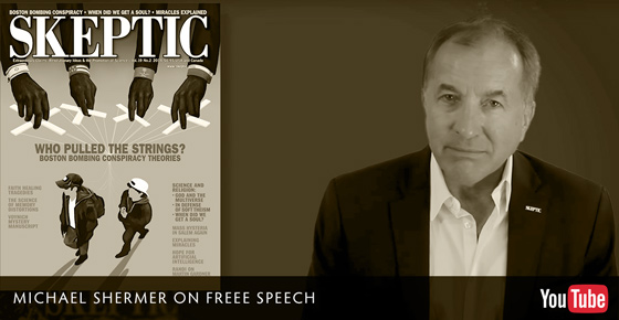 Michael Shermer on YouTube