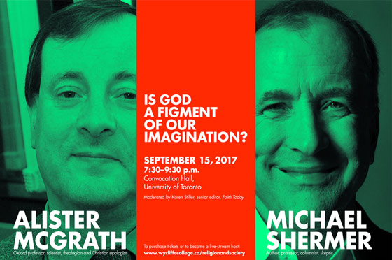 Is God a Figment of Our Imagination?