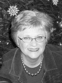 Dottie Sandusky at Christmas 2010.