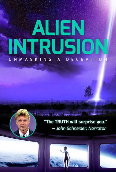 Alien Instrusion (poster)