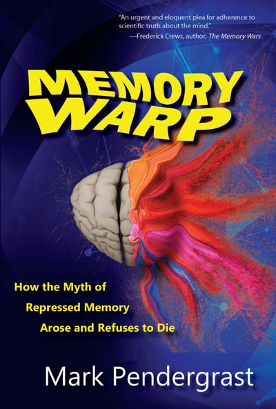 Warped Memory (book cover)
