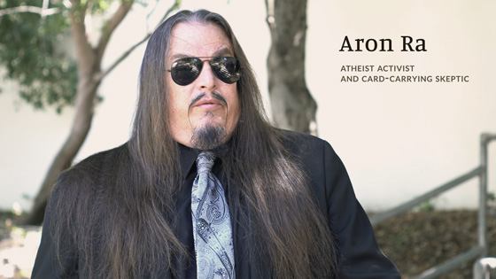 Aron Ra is a Card-Carrying Skeptic