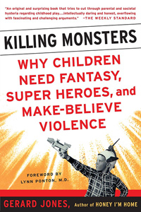 Killing Monsters (book cover)