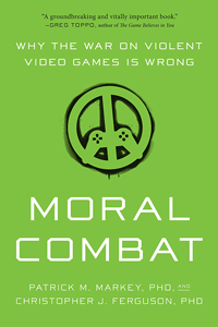 Moral Combat (book cover)