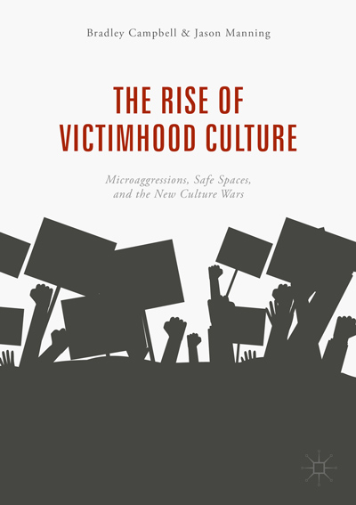 The Rise of Victimhood Culture (book cover)