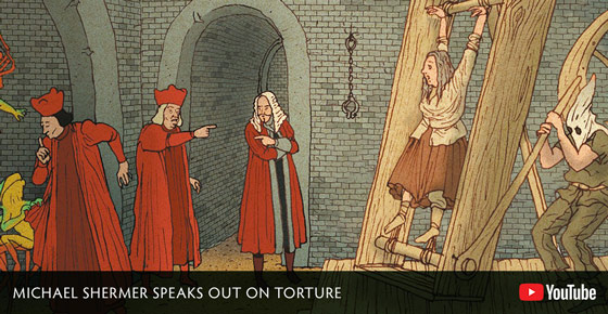 Michael Shermer on Torture